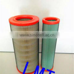 Hot sale Diesel engine parts Extreme High Flow air filter 210 K2852