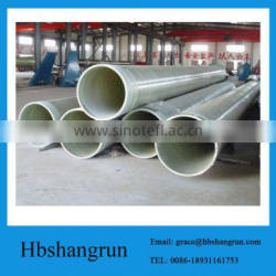 FRP pipe for sewage and drinking water