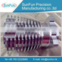 Aluminum / Stainless Steel Milling Machine Spare Parts