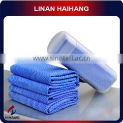 China manufacturer pva composite car microfiber chamois towel