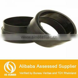 Chemical resistance of rubber seal