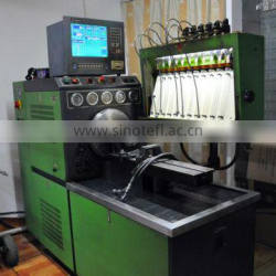 Pump and Clean injector test bench common rail tester for diesel truck 918 common rail
